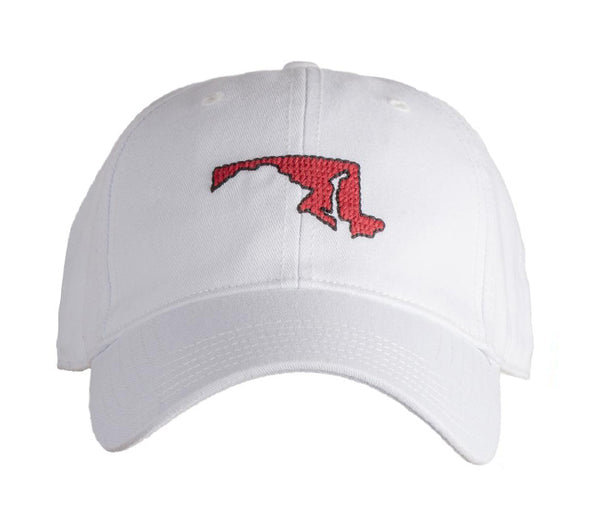 Maryland on White Hat