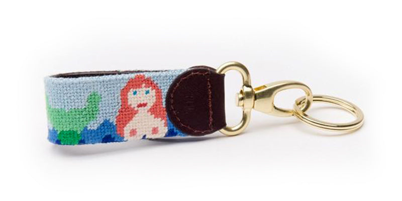 Mermaids Key Fob
