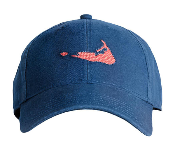 Nantucket on Navy hat