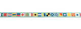 Nautical Flags Belt