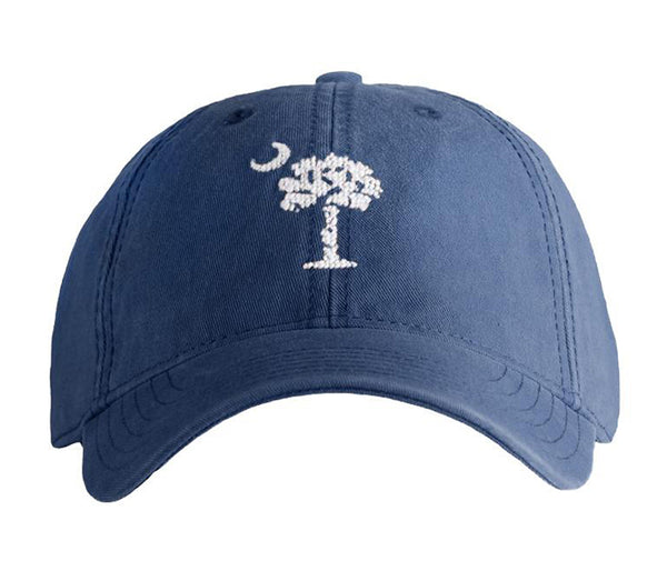 Palmetto Moon on Navy Hat
