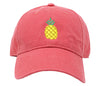 Pineapple on New England Red Hat