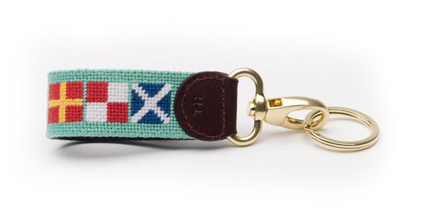 RUM Flags on Mint Key Fob