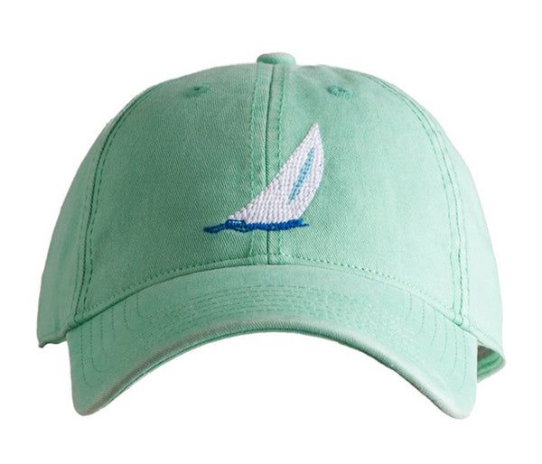 Sloop on Keys Green Hat