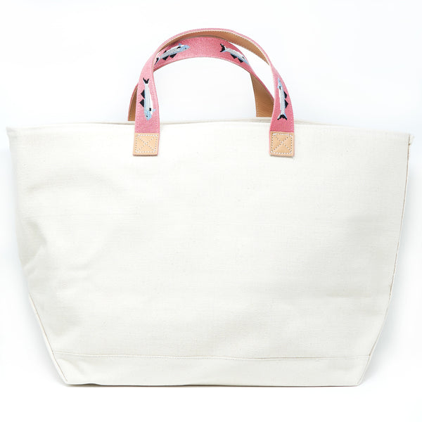 Striped Bass Tote (excluded from sale)