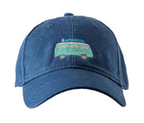 Surf Bus on Navy Hat