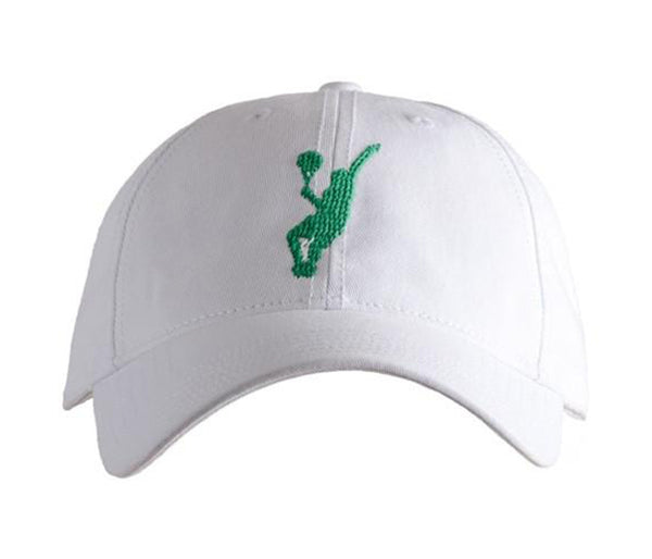 Tennis on White Hat