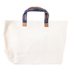 Trout on Faded Blue Tote (EXCLUDED FROM SALE)