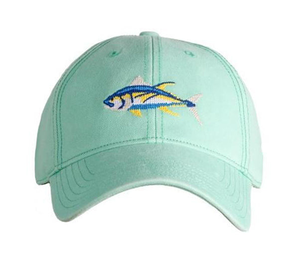 Tuna on Keys Green Hat