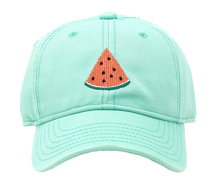 Kids' Watermelon on Keys Green Hat