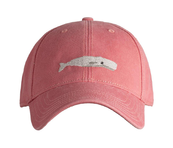 Kids White Whale on New England Red Hat