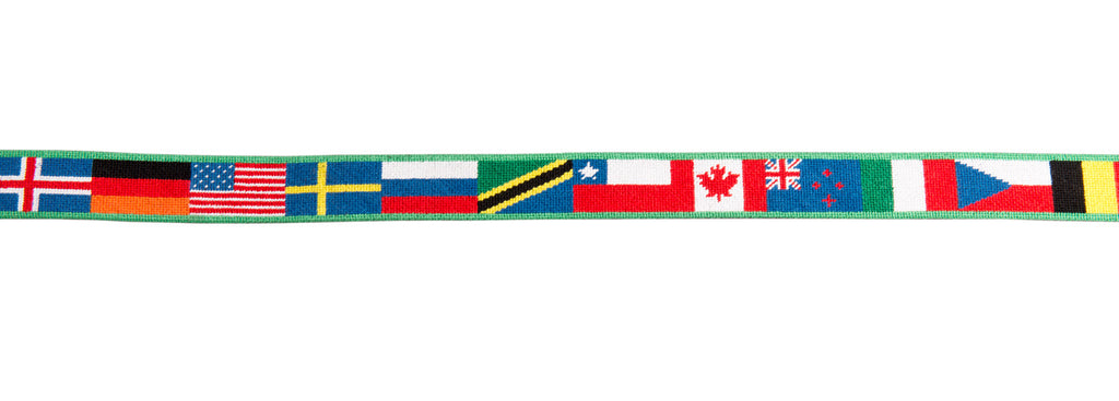 World Flags Belt