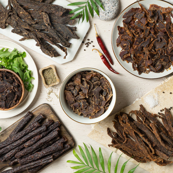 👀 Surprising Facts About Biltong 👇