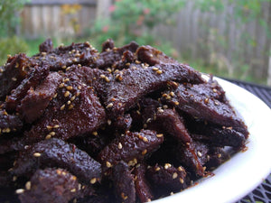 Dried meat from around the world