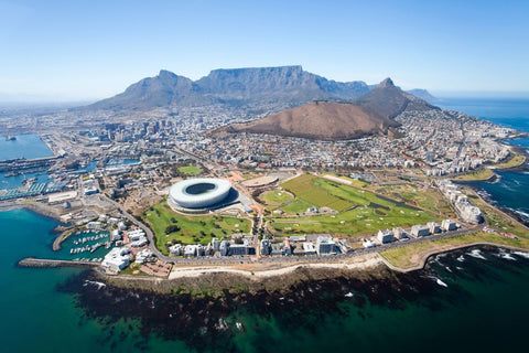 5 must see places in South Africa