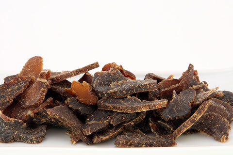 Who can eat biltong