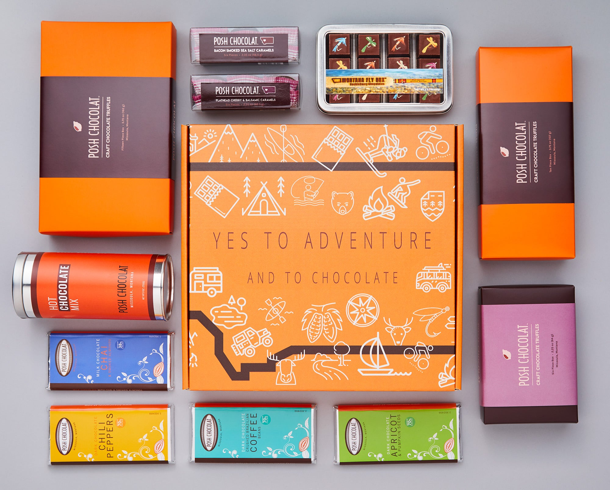 Adventure Package - option 6 (FREE SHIPPING)