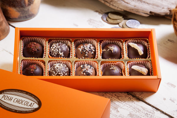 Old World Collection - Artisan Truffles