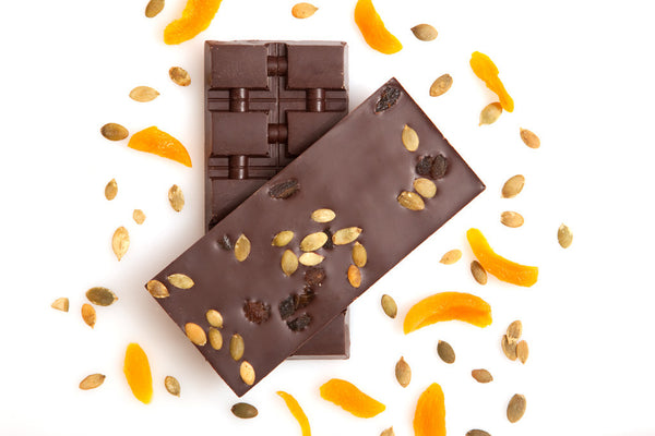 Apricot Pumpkin Seed - Origin Bar