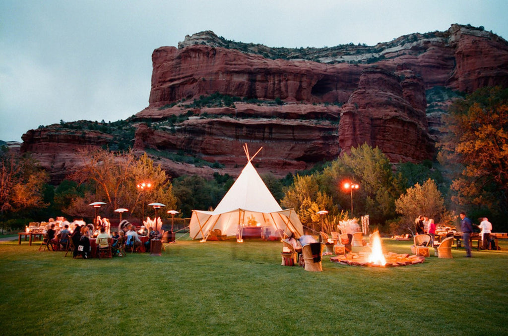 Why Glamping Should Be Your Next Vacation