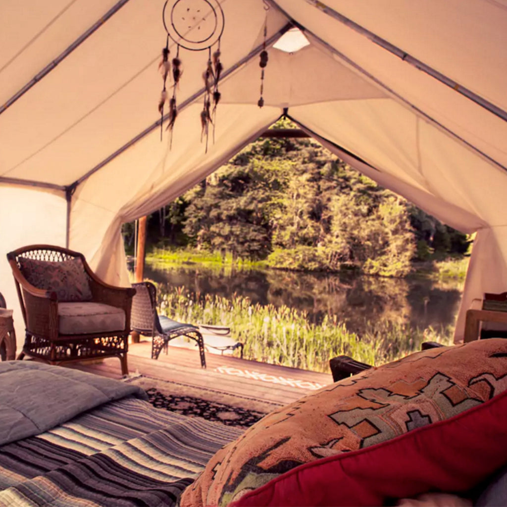 Our 7 favorite glamping rentals on airbnb!