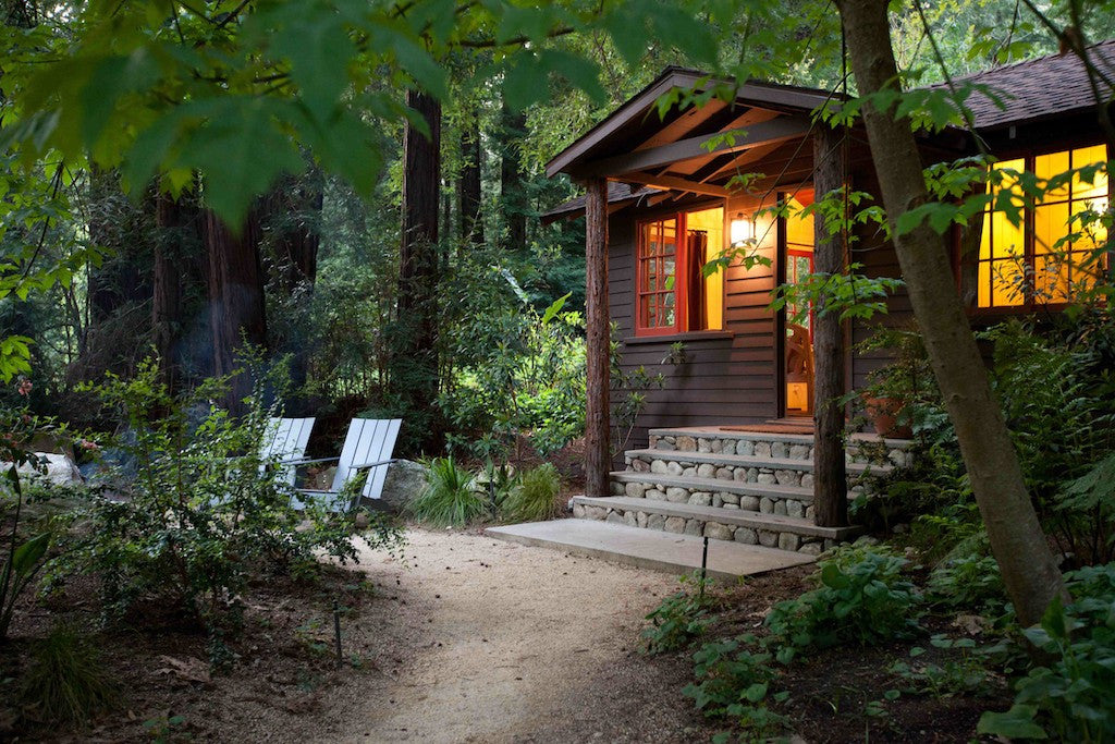 California Glamping