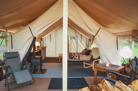 Our 7 favorite glamping rentals on airbnb! – Visitor Brands
