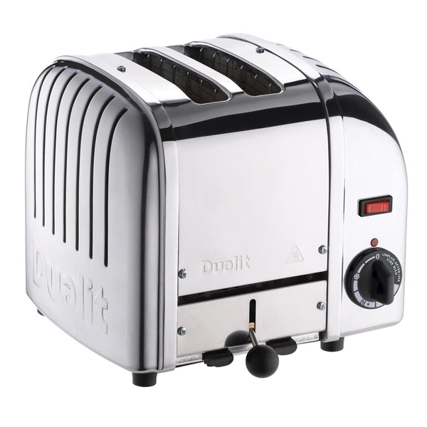 DUALIT 2 Slice Vario Toaster Polished