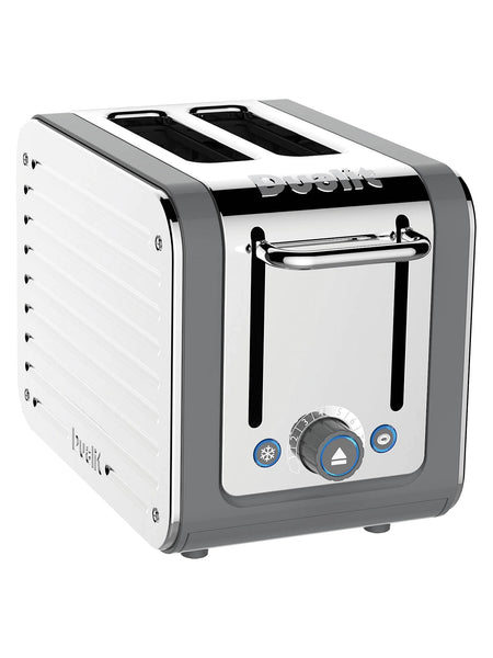 DUALIT Architect 2 Slice Toaster Grey