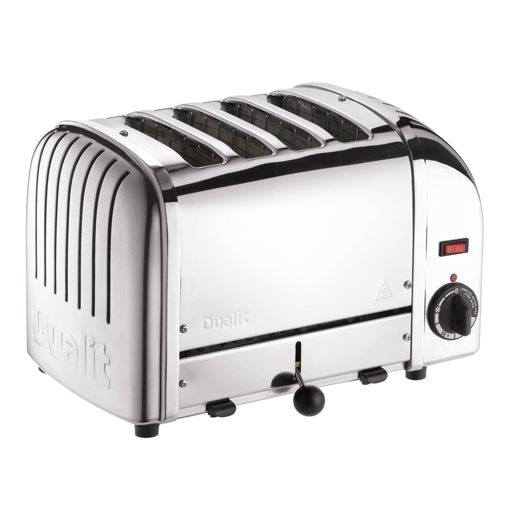 DUALIT 4 Slice Vario Toaster Polished