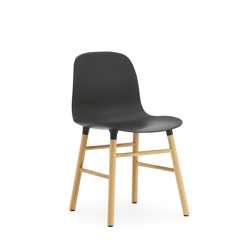 NORMANN - FORM chair - Wood Frame