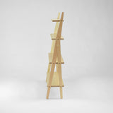 WOOD & WIRE - Chopsticks Shelving Unit