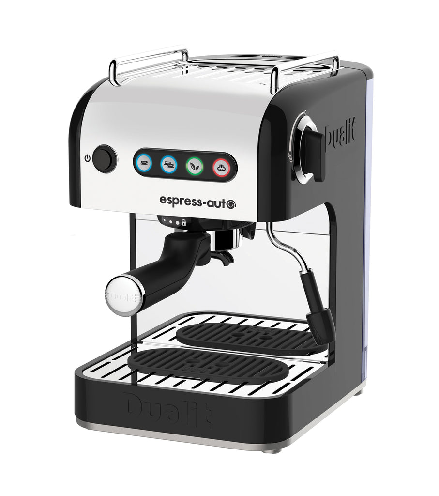 DUALIT Espress-Auto Coffee and Tea Machine - Black