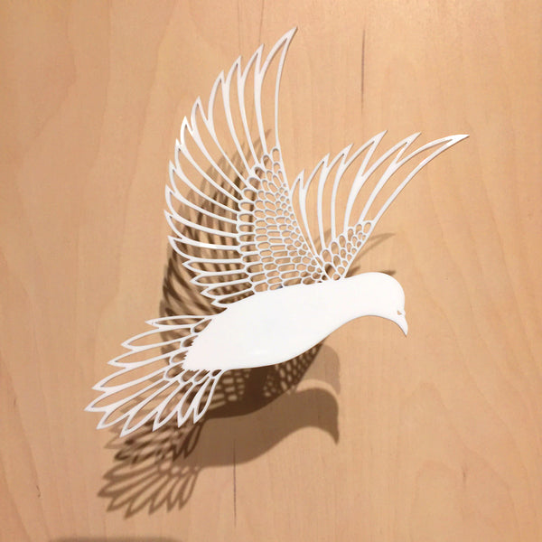 PIPPA DYRLAGA  Dove Christmas Decoration