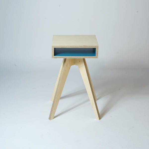 WOOD & WIRE - Lander I Side Table