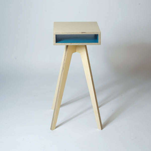 WOOD & WIRE - Lander II Side Table