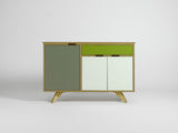 WOOD & WIRE - LUMB - Plywood Sideboard