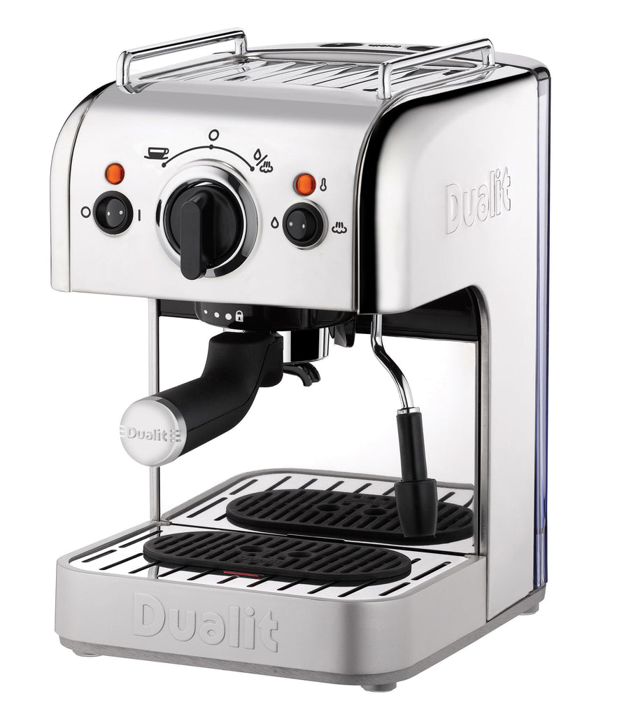 DUALIT  Coffee Machine Polished