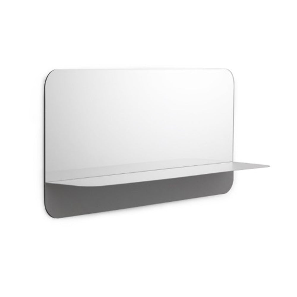 NORMANN Horizon Mirror Horizontal Grey