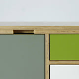 Bespoke Plywood Sideboard