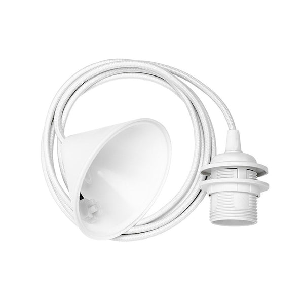 Vita Lighting Cord Set White 4005