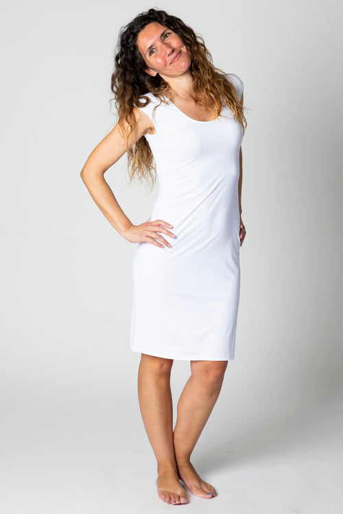 Honey Slip WHITE - Find Your Size 2 Pack