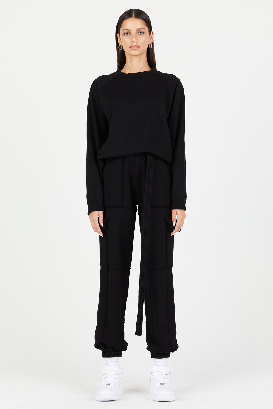 brooklyn-cargo-form by Cotton Citizen for $355 Kylie Jenner Pants SIMILAR PRODUCT