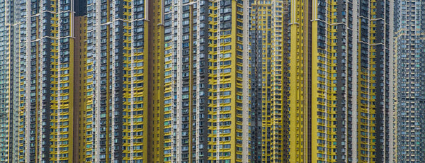 Studies in Density // Hong Kong