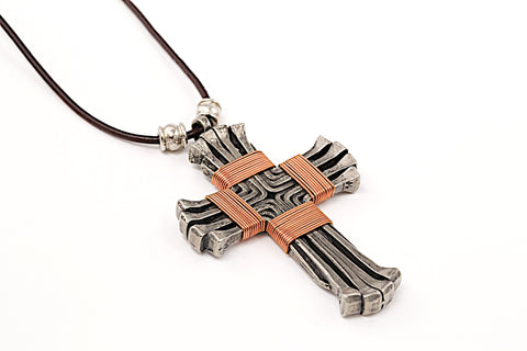 Aesir Copper Necklace