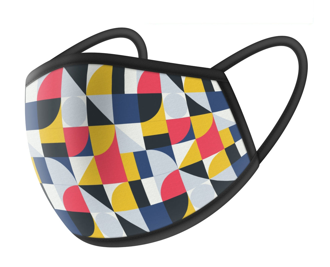 Abstract Pattern Design Cloth Masks