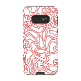 North American Case <br> Red/White
