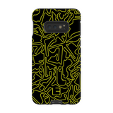 Formula 1 Case <br> Yellow/Black