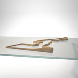 Circuit of the Americas 3D Track Sculpture Tan