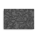 IndyCar Tracks<br>Black / Grey